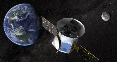 Artist Concept Tess. Credit: NASA