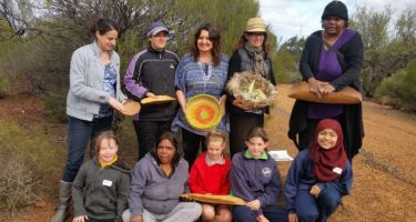 Karlkurla Bushland Open Day in Kalgoorlie has guided walks and interactive digital elements .