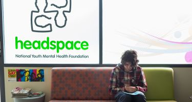 headspace offers help and support to young Australians aged 12-25, breaking down the stigmas around mental health, encouraging young people to share their story.. Credit: headspace