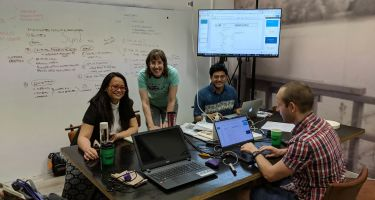 Hackers gonna hack . Credit: Startup Weekend Perth