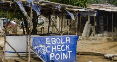 The African healthcare system could only afford basic medical supplies to combat the 2014 Ebola outbreak. .