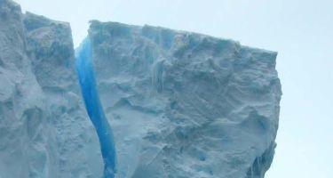 Antarctica has many secrets to uncover. From the impact of climate change on glacial movements… . Credit: Professor Emma Johnston