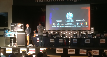 New Zealand's Manurewa High School runs yearly LoL tournaments . Credit: Riot Games