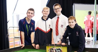 RoboCup Junior is Western Australia's biggest robotics competition, the culmination of months of tinkering, building and testing by students from metro and regional schools..