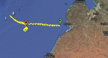 Right now there are two ocean gliders operating off Australia's coast. One is out near Broome … .