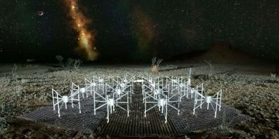 In the margins: How radio telescopes show us unseen galaxies