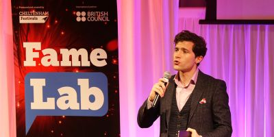 The highlights of FameLab 2017