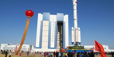 Is China the next space superpower?