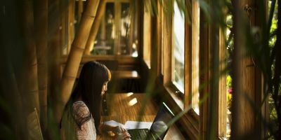 The future of work could involve more palm trees than you think
