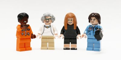 Who's in the new Women of NASA LEGO set and why it matters