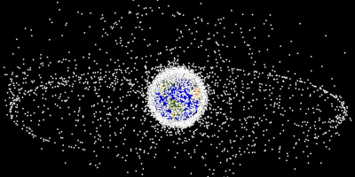 Space junk: avoiding catastrophe with the Falcon Telescope Network