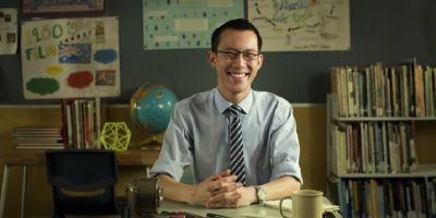 Eddie Woo: the maths teacher you wish you'd had