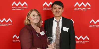 New WA test for leukaemia wins Eureka prize