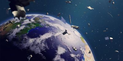 What goes up doesn't come down: tracking space junk from WA