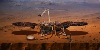 Gaining InSight into the heart of Mars