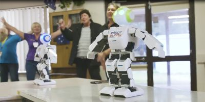 Robot therapy in aged care: the good and the Buddy