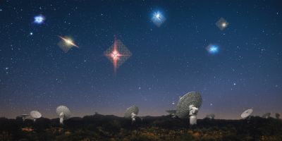 Galactic gas: a bump in the radio road