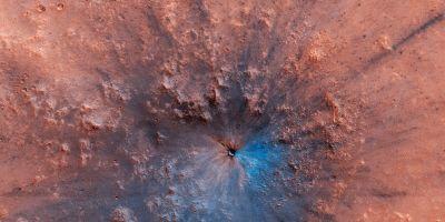Crater investigators: Exploring Mars from afar