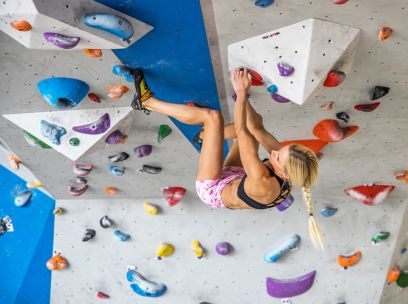 The mind and body benefits of bouldering