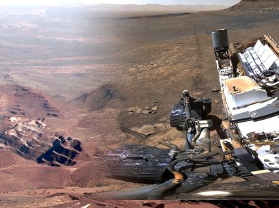 Taking tech from the outback to outer space