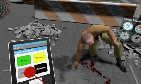 How virtual reality is preparing West Aussie paramedics