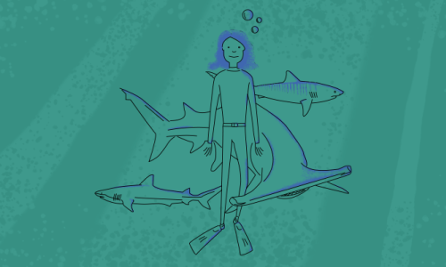 Are Sharks Just Misunderstood?