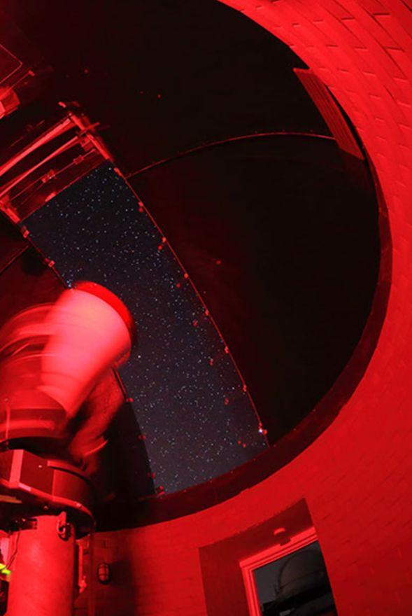 Perth Observatory - Halloween Night