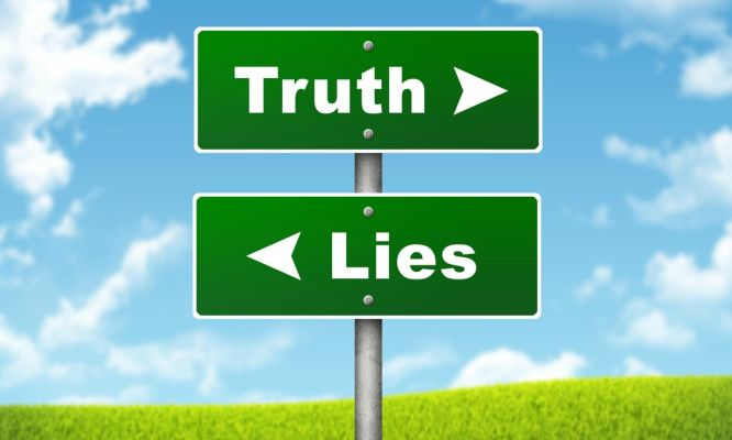 Truth or lies?