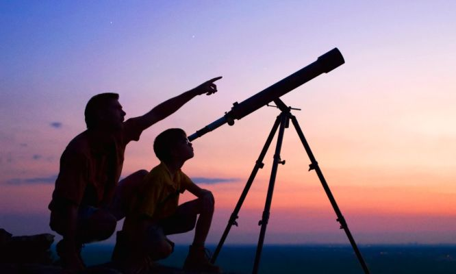 A Short Guide to Help You Choose the Right Telescope ...