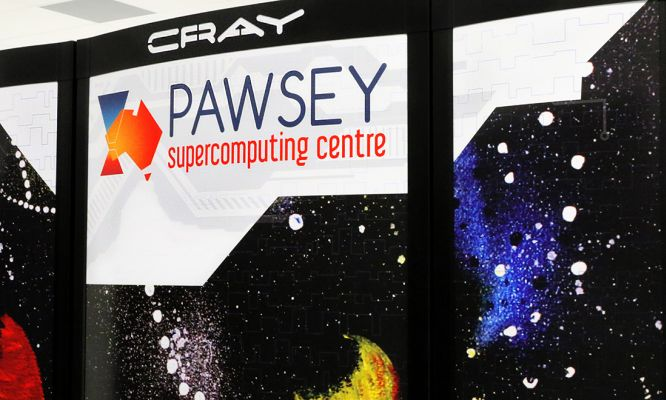 A quick tour of Pawsey Supercomputing Centre