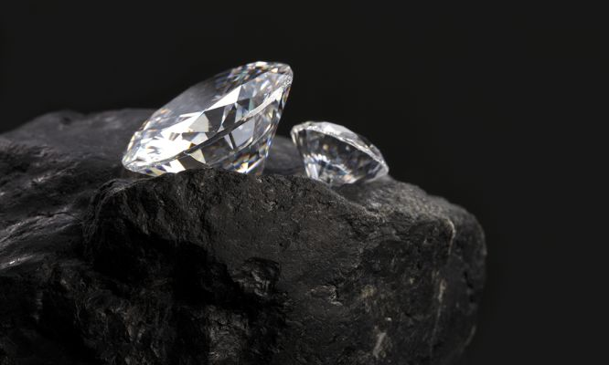 The unlikely diamond hunter