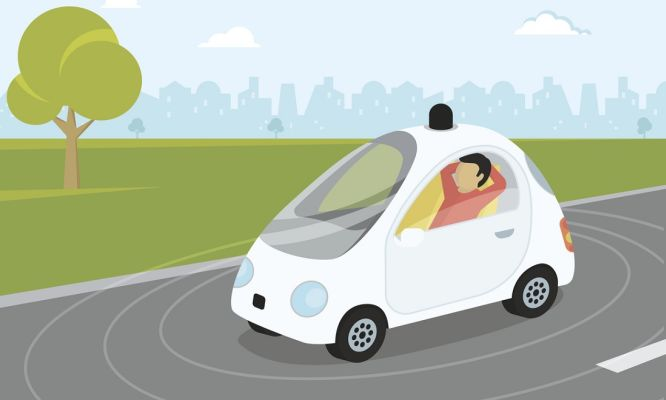 Why driverless cars are good for your health