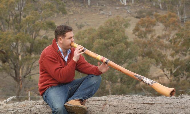 The science behind the didgeridoo