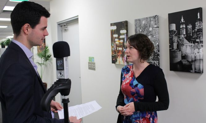 Media and communication training