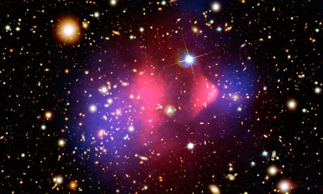 Looking at dark matter