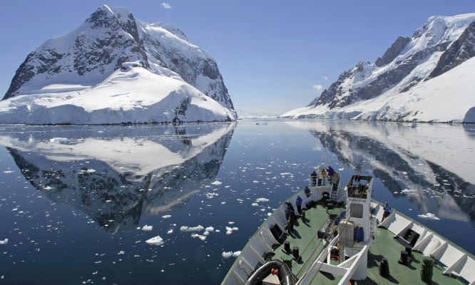 From Perth to Antarctica: A Leadership Journey for Women in Science