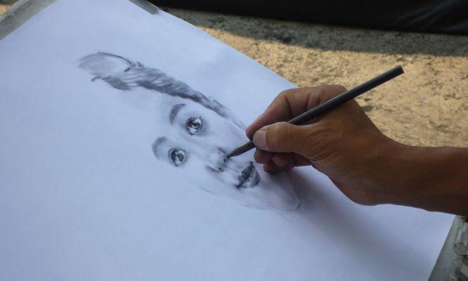 Jobs we love: Police sketch artist