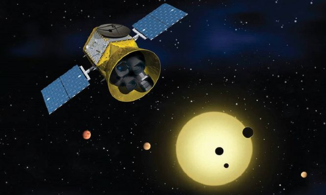 NASA is on a mission searching for new worlds