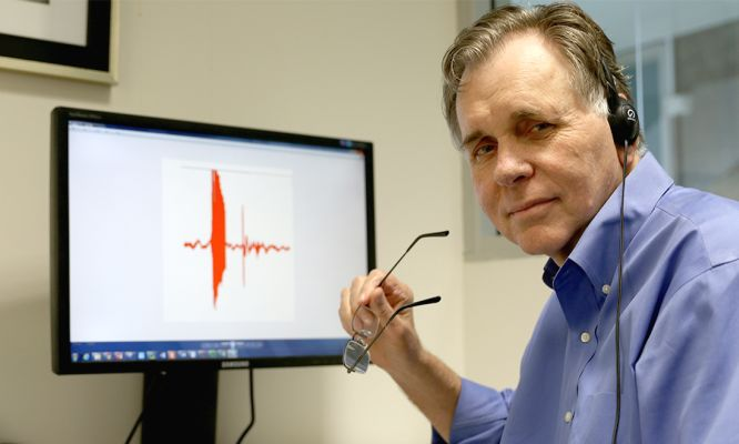 Professor Barry Marshall Studying Bowel Disorders | Particle