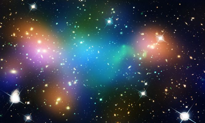 Small, dark and baffling: the top five dark matter candidates