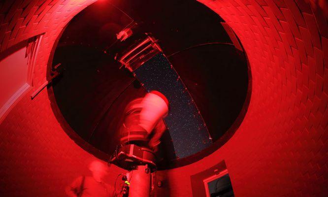 Perth Observatory – Halloween Night
