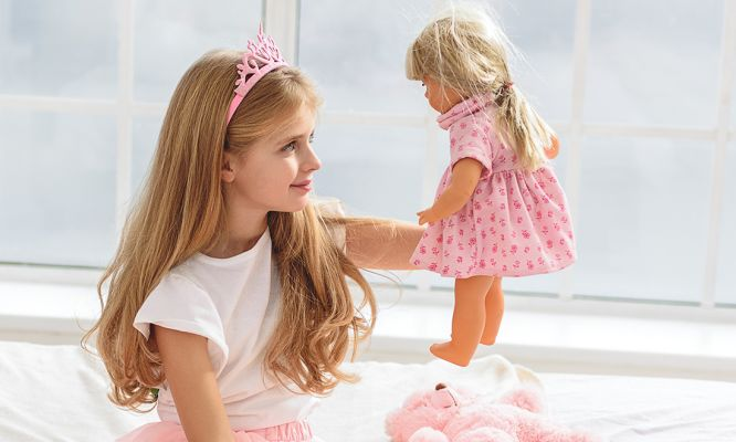 Is that new doll spying on your kids?