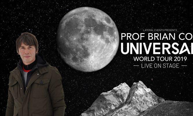 Professor Brian Cox—Universal World Tour 2019, Perth