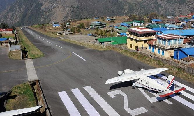 Hot and High Airport Operations