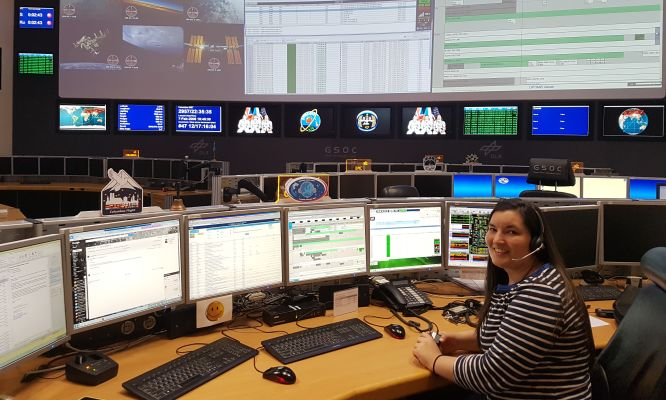 Particle Podcast: Flight control for the ISS