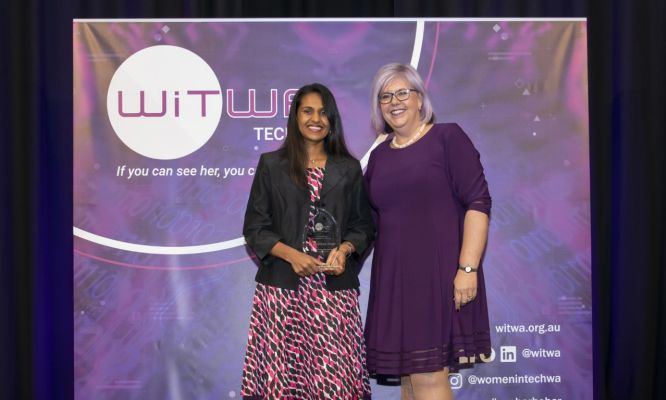 Particle Podcast: WiTWA[+] People's Choice Award 2019