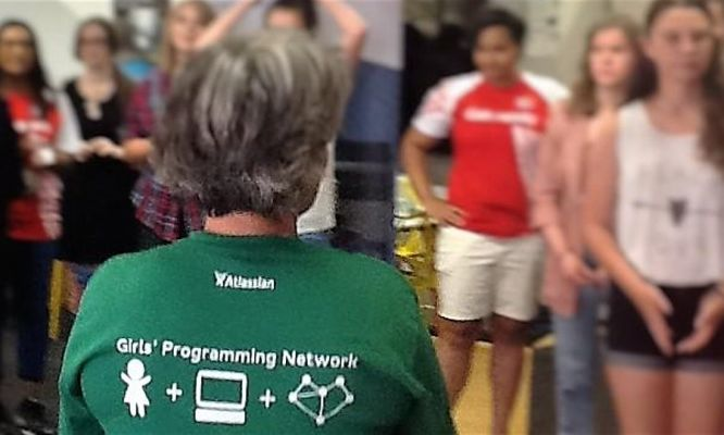 Girls Programming Network (ECU)