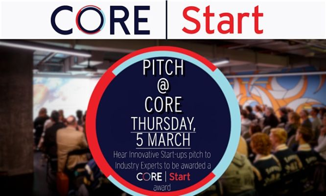 Pitch @ CORE