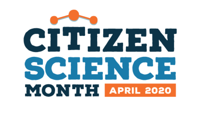 Citizen Science Month: Participate in real science, wherever you are.