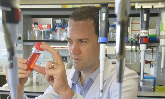 Professor Ryan Lister: the on/off switch for our genes